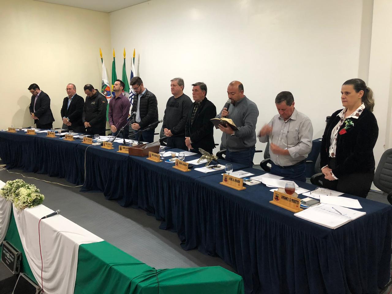 Cinco projetos são aprovados em Sessão Ordinária