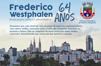 64 Anos de Frederico Westphalen