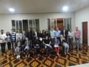 Alunos da Escola Marechal Floriano visitam a Câmara de Vereadores de FW
