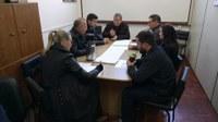 Andamento das obras na Câmara de Vereadores é tema de reunião
