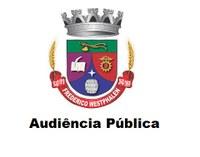 Audiência Pública sobre o novo código tributário municipal