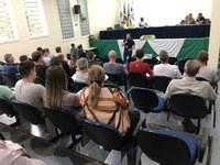 Audiência Pública teve excelente participação de público