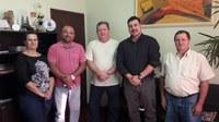 Bancadas do PP e PDT se reúnem com Presidência da Câmara