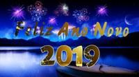 Câmara de Vereadores deseja a todos um Feliz 2019
