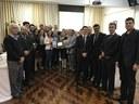 Câmara de Vereadores presta homenagem para OAB de FW