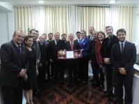 Câmara de Vereadores realiza homenagem ao Jornal O Alto Uruguai pelos 50 anos