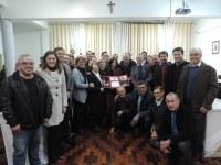 Câmara de Vereadores realiza homenagem aos 50 anos da CDL/FW