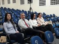 Câmara homenageia Direção da URI pela reeleição