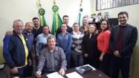 Celson de Oliveira retorna à Câmara de Vereadores