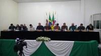 Celson de Oliveira volta a presidir as sessões da Câmara de Vereadores