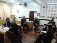 Comissão de Desenvolvimento Econômico, Fiscalização e Controle Orçamentário realiza Audiência Pública