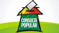 Consulta Popular será realizada nos dias 26, 27 e 28