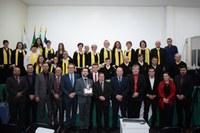 Coral de Castelinho recebe homenagem na Câmara de Vereadores
