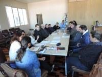 Diretoria do COMDICA participa de reunião com os Vereadores de FW
