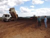 Grupo Balestreri intensifica obras para instalação da granja São Paulo