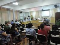 Hoje tem sessão ordinária na Câmara de Vereadores de FW