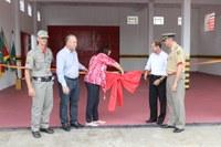 Inaugurada nova estrutura de garagem do Corpo de Bombeiros de FW