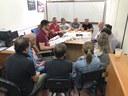 Integrantes do PIM participam de reunião das comissões