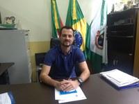 João Francisco Vendruscolo assume presidência da Câmara de Vereadores