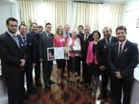 Liga Feminina de Combate ao Câncer de Frederico Westphalen é homenageada pela Câmara de Vereadores