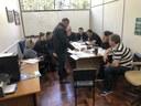 Moradores da Linha 21 de Abril estiveram na reunião das comissões