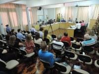 Poder Legislativo aprova projeto para exercício financeiro de 2016
