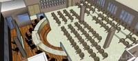 Prédio da Câmara de Vereadores de FW será reformado