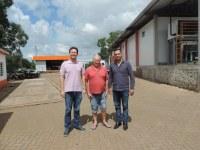 Presidente da Câmara de Vereadores visita Frigorifico Ragale