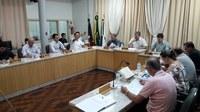 Primeira Sessão Ordinária após recesso recebe oito projetos para apreciação