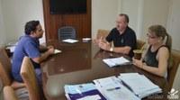 Realizada reunião com representantes dos Poderes Executivo e Legislativo