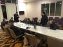 Secretário de Indústria e Comércio pede apoio dos vereadores na Consulta Popular