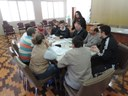 Secretário de Obras participa de reunião com os vereadores de FW