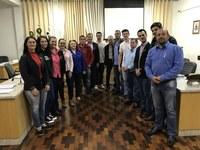 Sessão da Câmara de Vereadores ressalta a importância do Outubro Rosa
