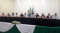 Sessão do dia 25 marcada pelo retorno do Vereador Celson Oliveira após licença saúde