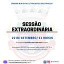 Sessão Extraordinária: edis votam aumento do limite de crédito e repasse de valores ao Guarani