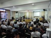 Sessão Ordinária da Câmara de Vereadores de FW aprova oito projetos