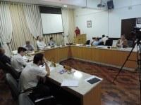Sessão Ordinária da Câmara de Vereadores de FW do dia 29 de Agosto