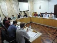 Sessão Ordinária da Câmara de Vereadores de FW