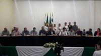 Soberanas da Expofred paerticipam da Sessão Ordinária do dia 17 de Abril