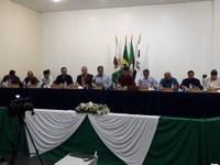 Sessão Ordinária do dia 18 de setembro