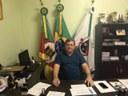 Vereador Celson Oliveira assume a presidência da Câmara em FW