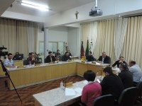 Vereadores de Frederico Westphalen reúnem-se em mais uma Sessão Ordinária