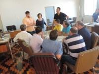 Vereadores discutem projetos em tramitação no Legislativo
