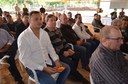 Vereadores marcam presença na inauguração da moderna Granja de Frangos Piovesan