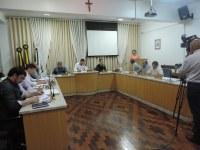 Vereadores usam a tribuna na Sessão Ordinária do dia 11 de abril