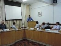 Vereadores usam a tribuna na Sessão Ordinária