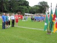 Realizada abertura da 1ª Taça Frederiquense de Futebol